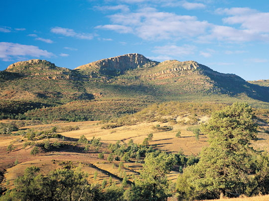Flinders Ranges - Heysen Trail