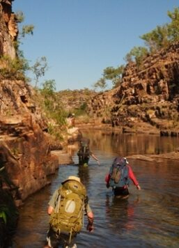 River Crossing - Kakadu Explorer