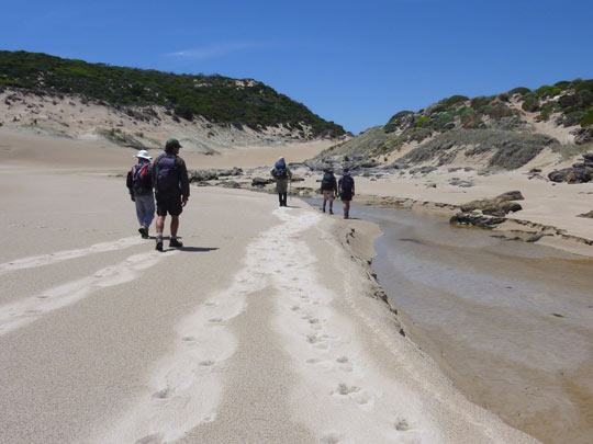 Kangaroo Island walking