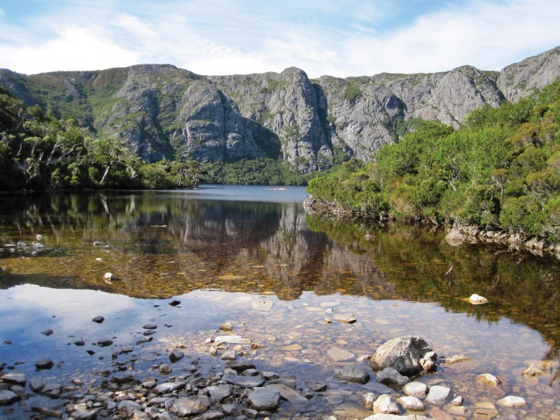 The Overland Track Walking Tours