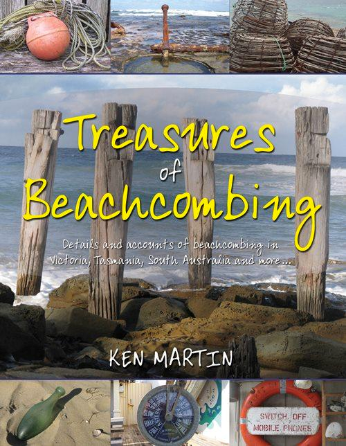 Treasures of Beachcombing Book