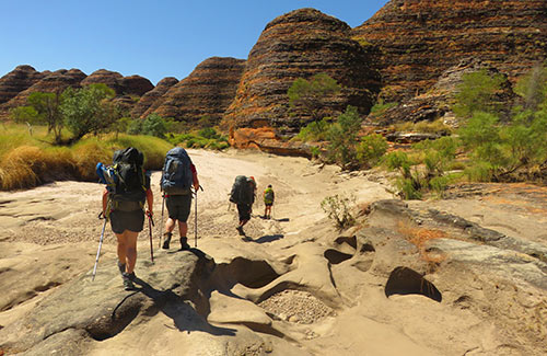 Bungle Bungles - photo credit Benni Buchinger