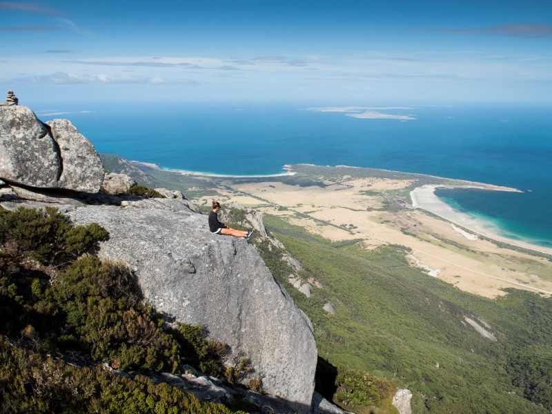 Trek Tours Australia Flinders island Walking Tours