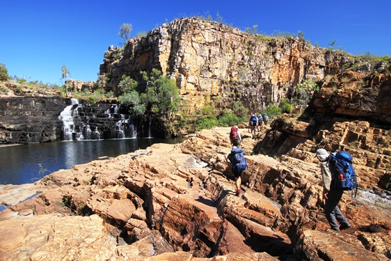 Explore Kakadu on the Koolpin Explorer Walking Tour